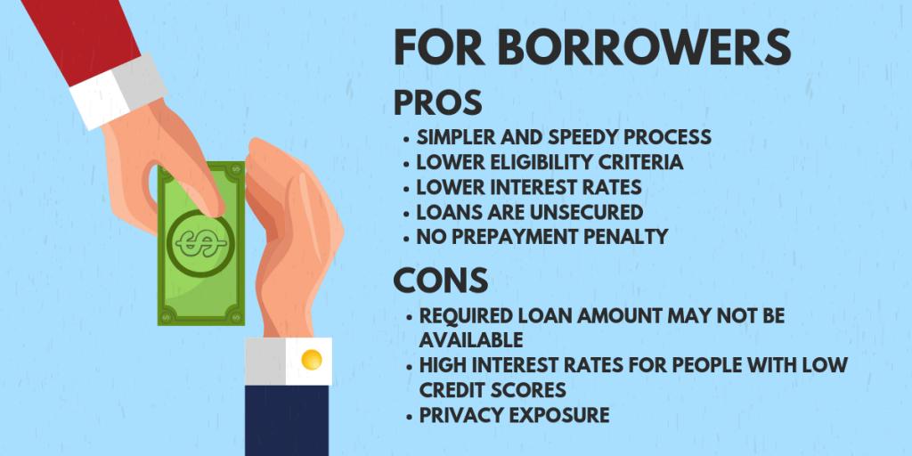 Peer to Peer Lending Pros