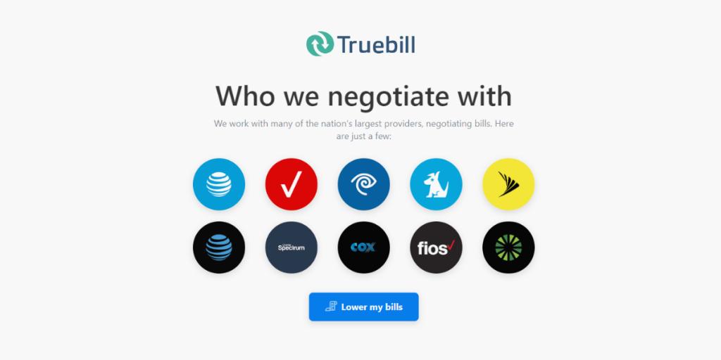 How Does Truebill Work