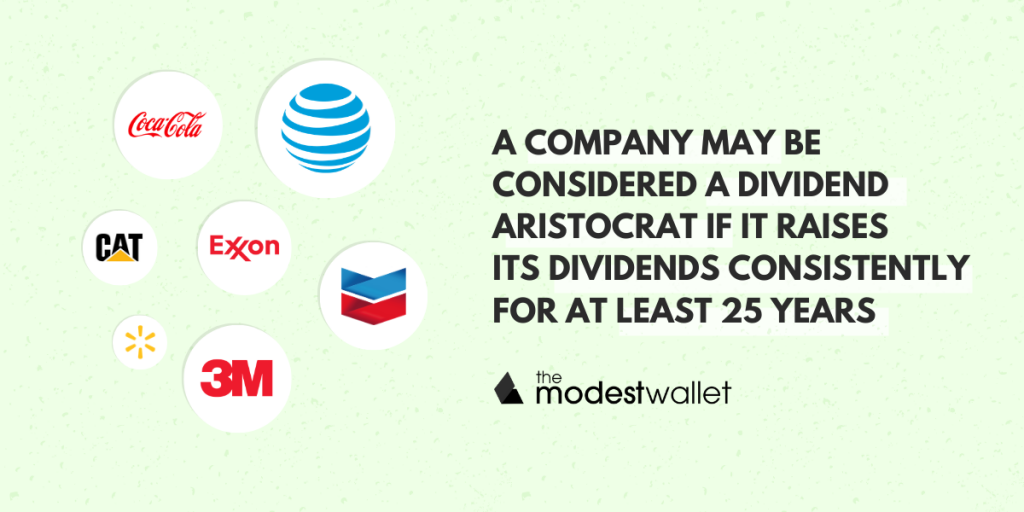What is a Dividend Aristocrat