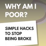 Simple Hacks to Stop Being Broke