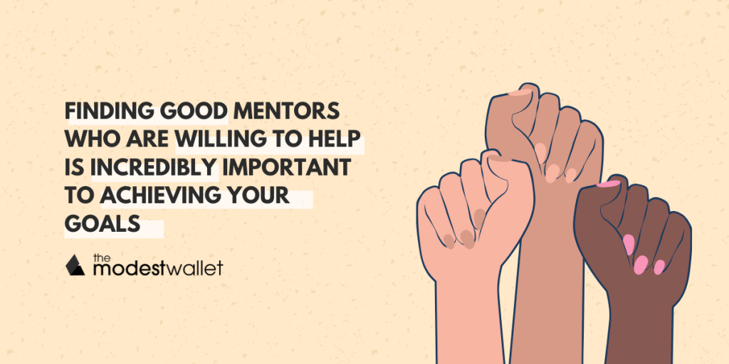 Find Good Mentors to Achieve Your Financial Goals