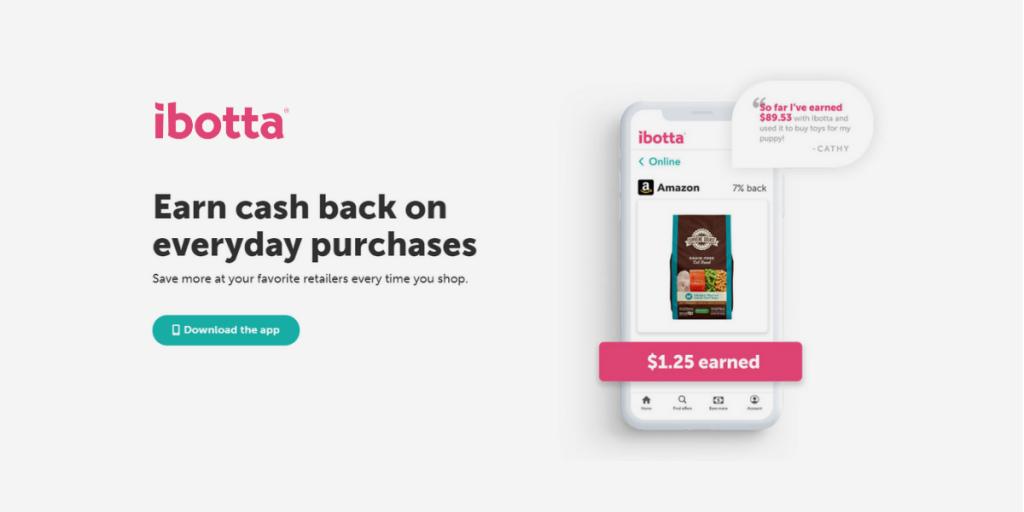 Make Free Money with Ibotta