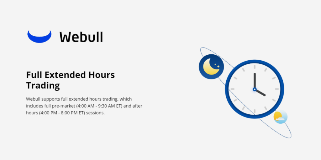Webull Full Extended Hours