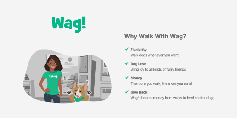 Get Paid to Walk with Wag