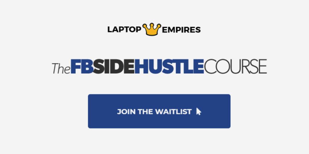The Facebook Side Hustle Course