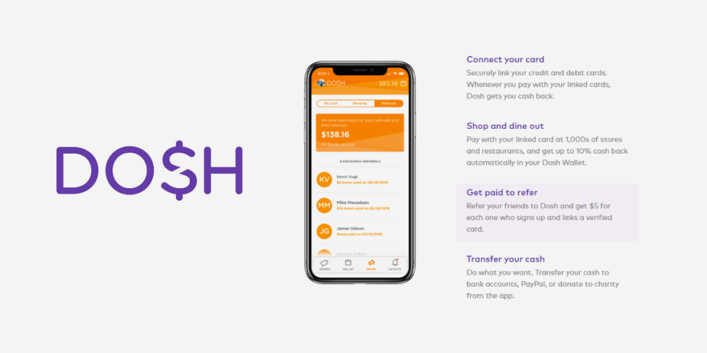 How to Make Money with Dosh