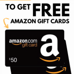26 Easy Ways to Get Free Amazon Gift Cards
