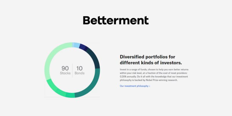 Make Money App: Betterment