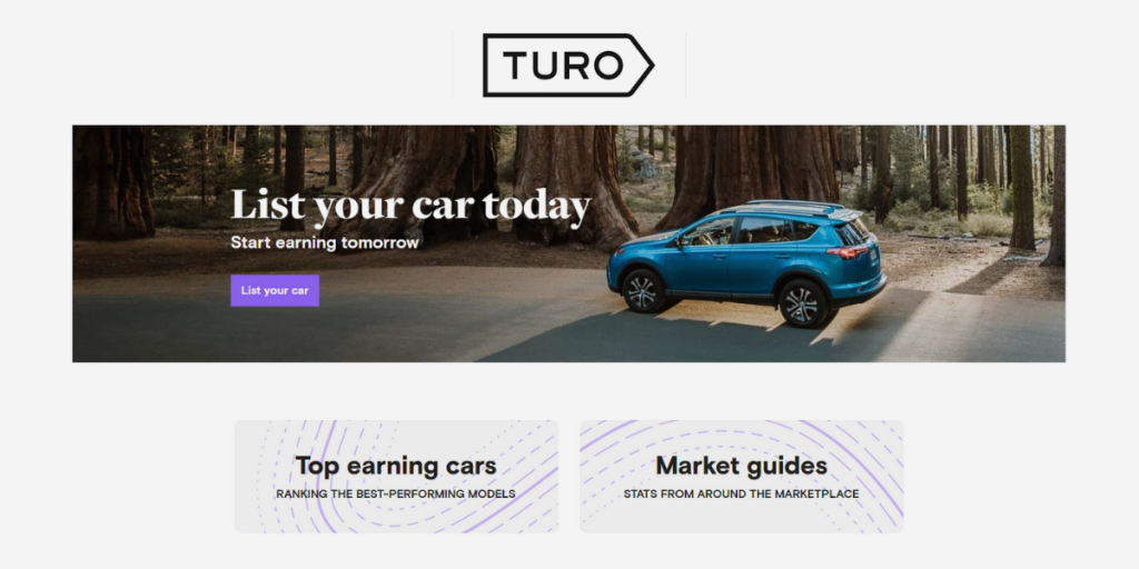 How to Make Money Renting Your Car Out with Turo