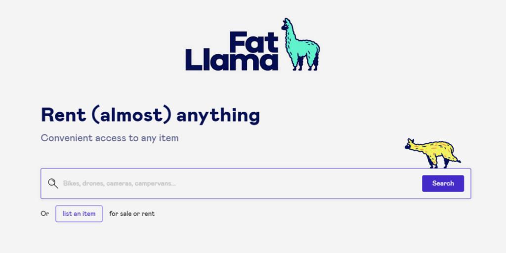 What is Fat Llama