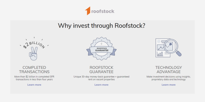 What is Roofstock