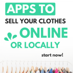 23 Best Places and Apps to Sell Clothes Online or Locally