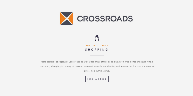 How to Make Money Selling Clothes with Crossroads