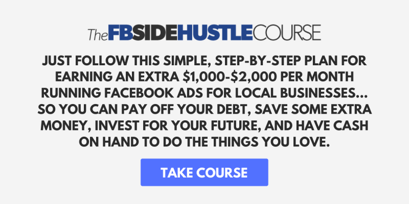 The FB Side Hustle Course - Laptop Empires
