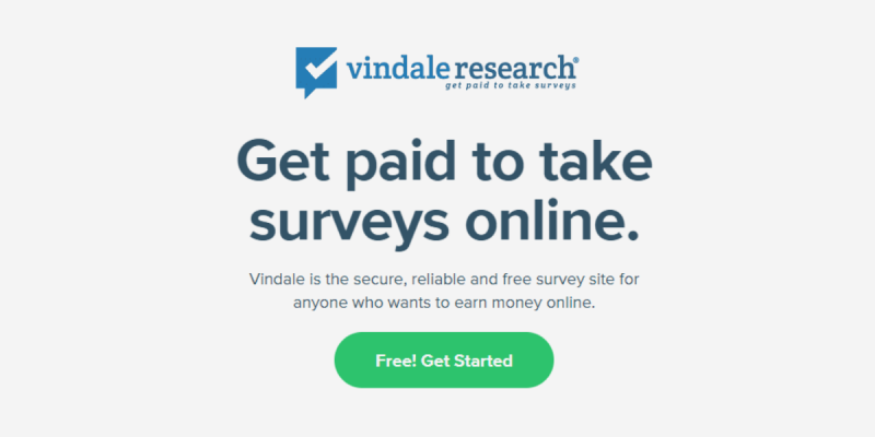 Make Money Testing Productss: Vindale Research