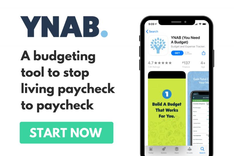 YNAB Ad