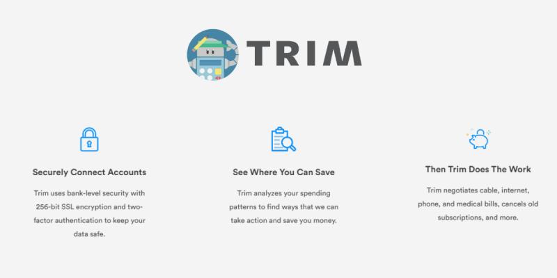 How Trim Works