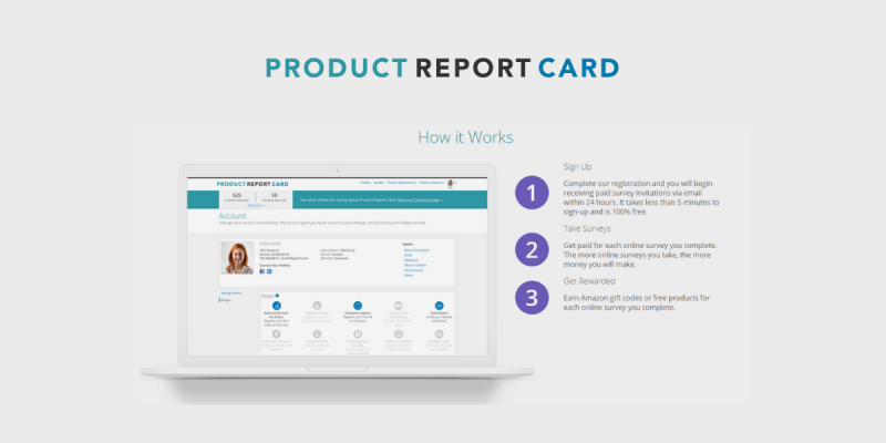 How Product Report Card Works