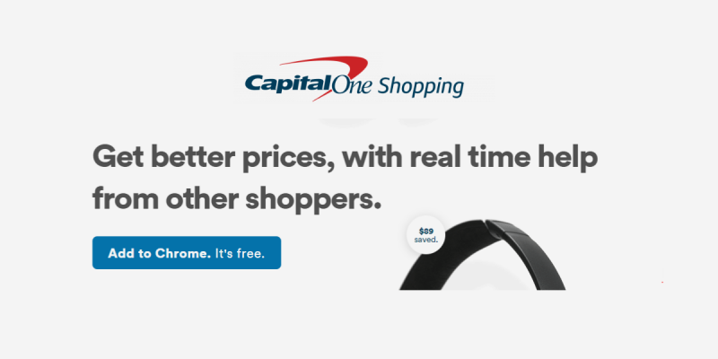 How Capital One Shopping Works