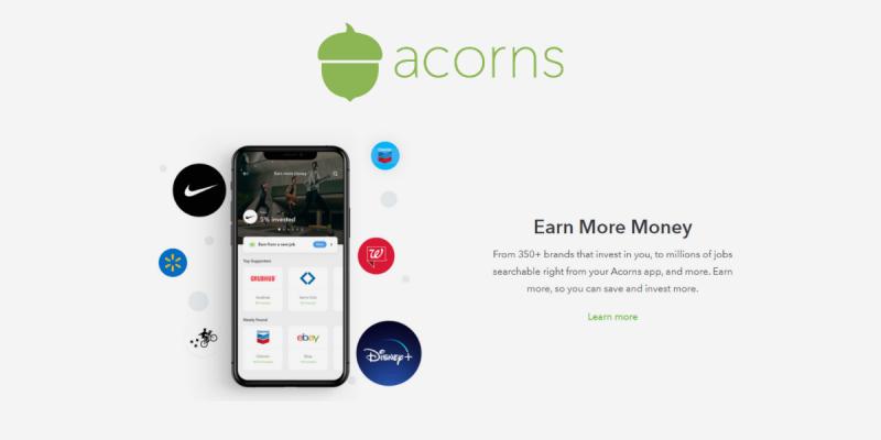 Acorns Pros ans Cons