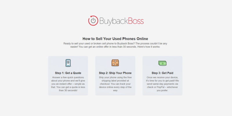 Buyback Boss How it Works