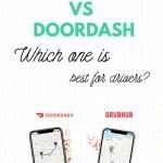DoorDash vs Grubhub for Drivers