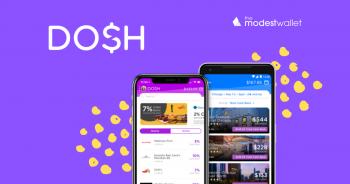 Dosh Review: Cash Back Rewards