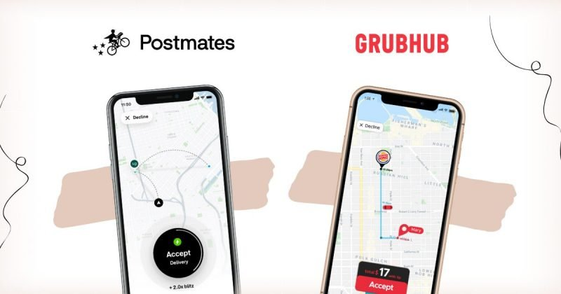Postmates vs Grubhub_ Which One is Best For Drivers