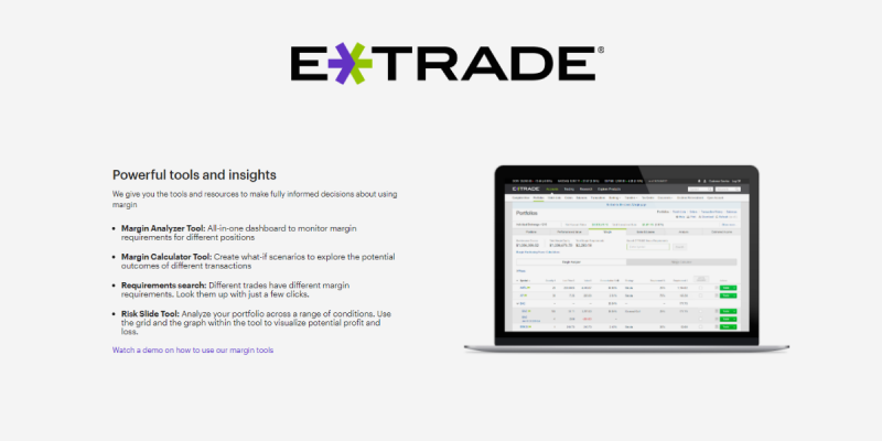 How to Trade on Margin with E*TRADE
