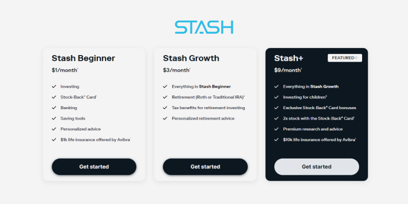 Stash Packages