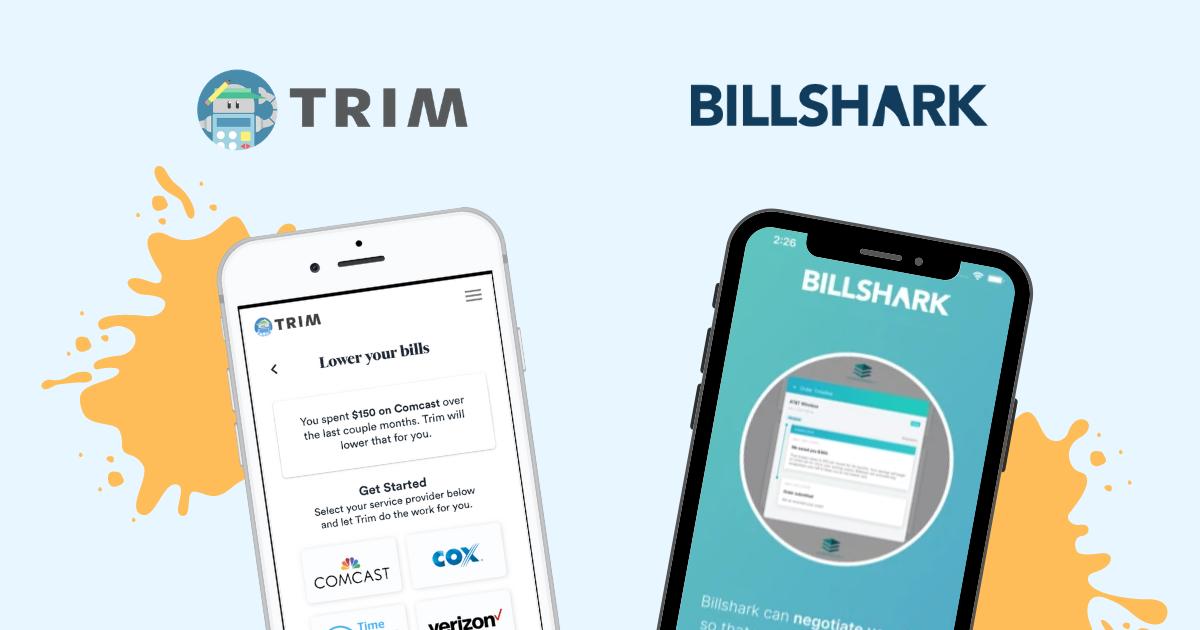 Trim vs Billshark