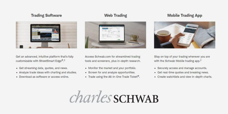 Charles Schwab Trading Platform