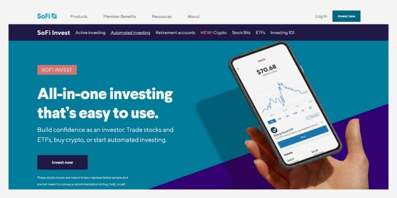 What is SoFi Invest
