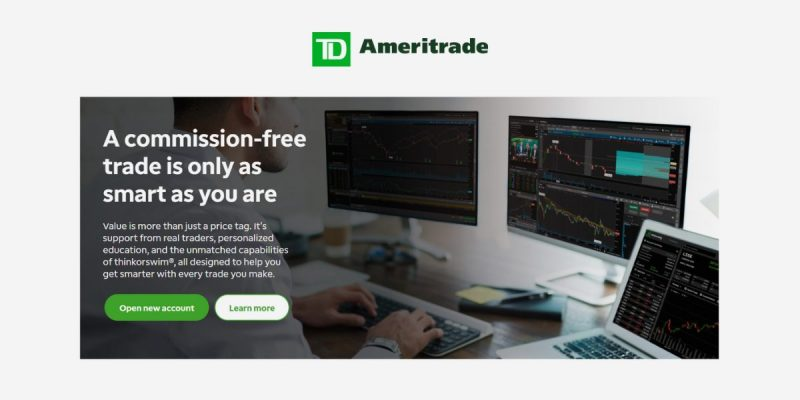 How Does TD Ameritrade Work