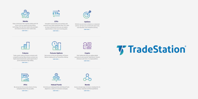 How to Invest Through TradeStation