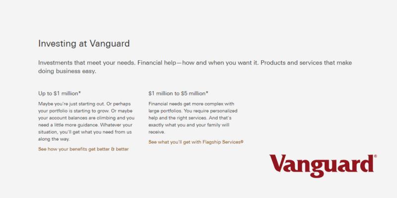 Vanguard Investing