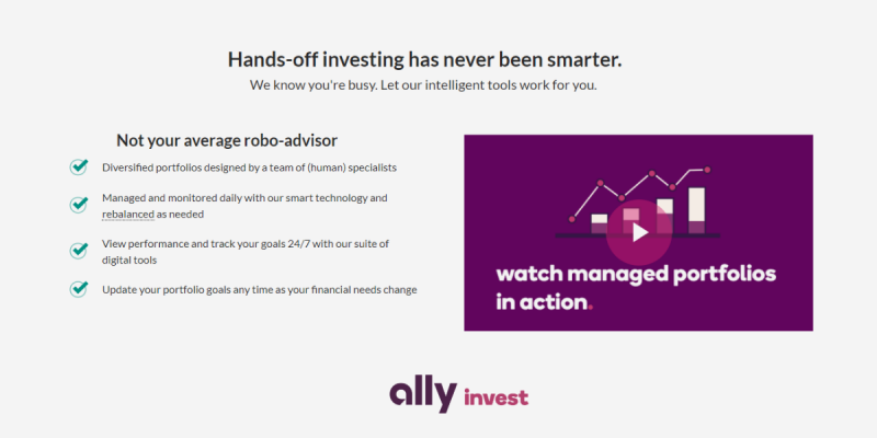 Ally Invest Managed Portfolios  Investment Funds
