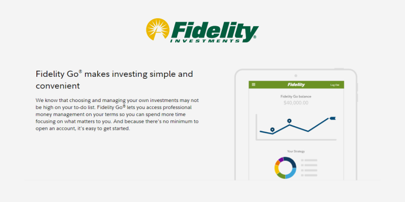 How Does Fidelity Go Works?