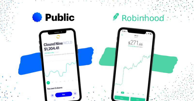 Public.com vs. Robinhood