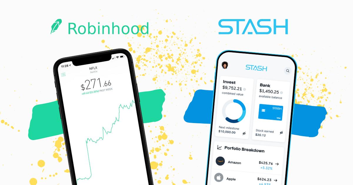 Stash vs. Robinhood