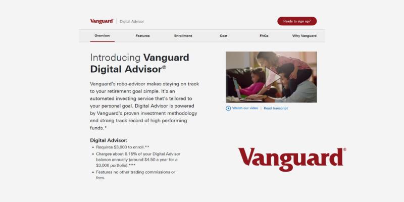 What is Vanguard Digital Advisor?