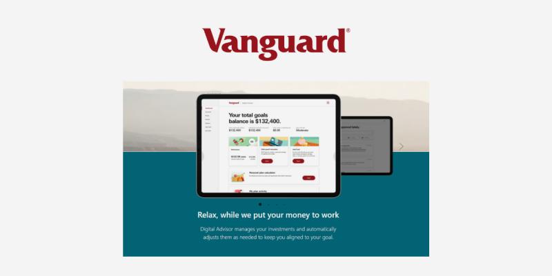 Vanguard Digital Advisor Portfolio Rebalancing