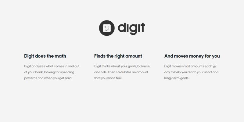 Digit Has Retirement Accounts