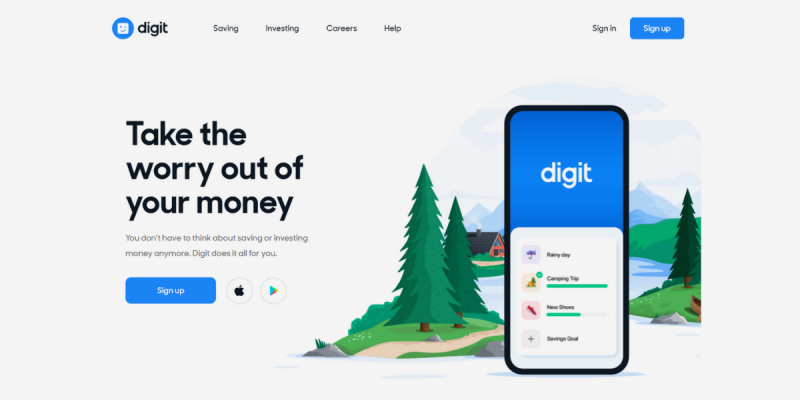 Digit Features