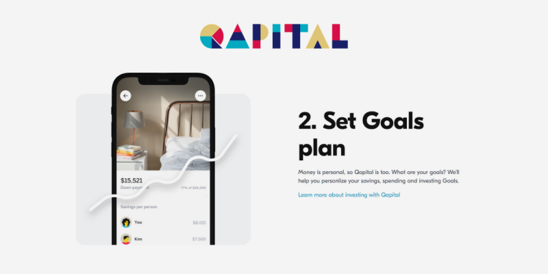 Set Goals with Qapital