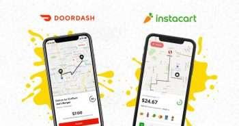 Instacart vs. DoorDash