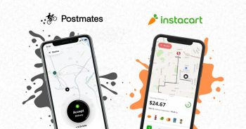 Instacart vs. Postmates Which Side Hustle is Best for Drivers