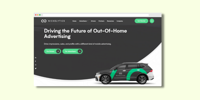 Nickelytics Make Money Driving