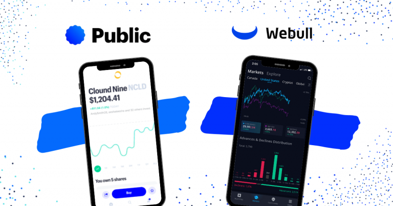 Public vs. Webull