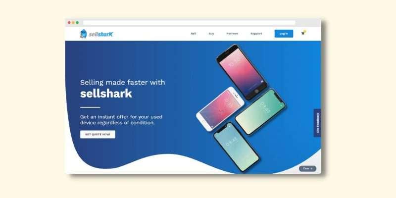 SellShark Sell Used Tech